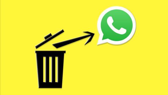 ¿Quieres recuperar ese mensaje eliminado? Prueba este truco de WhatsApp. (Foto: El mundo)