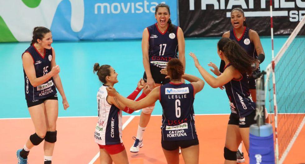 Liga Femenina de Vóley se reanuda este jueves con tres encuentros en el Callao. (LNSV)