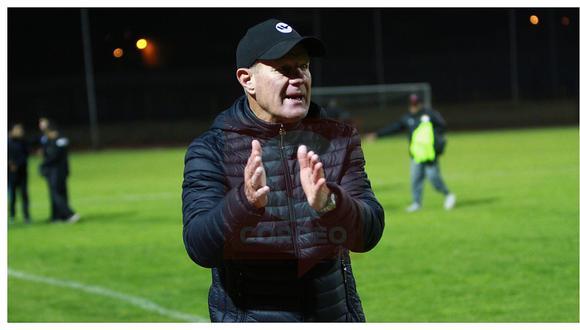 Carlos Ramacciotti fue contratatado este año como técnico de Cusco FC. (Foto: Agencias)