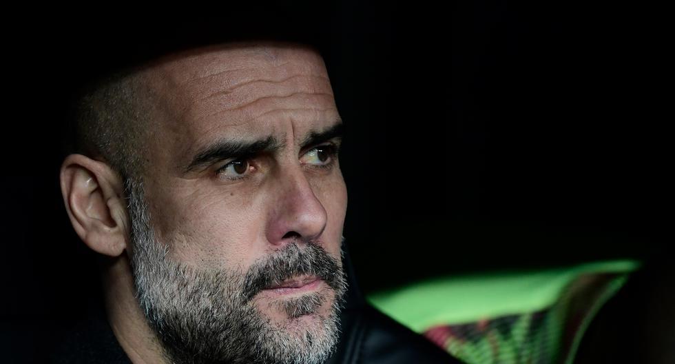 Guardiola donó el mes pasado un millón de euros para la compra de material sanitario para la lucha contra el coronavirus en España. (Foto: AFP)
