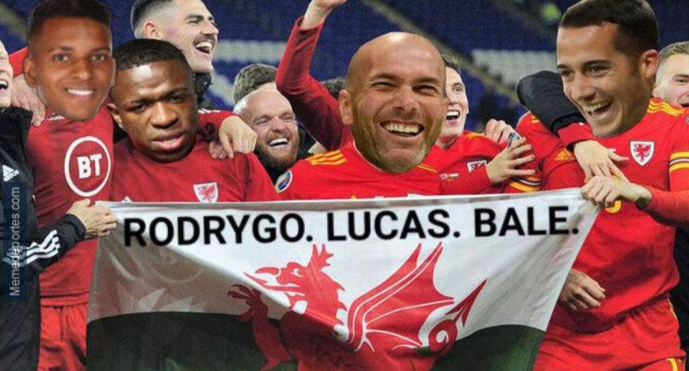 Los memes que dejó el último episodio de Gareth Bale en Real Madrid. (Foto: Difusión)
