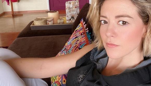 Fernanda Castillo realiza extenso mensaje sobre su estado de ánimo en tiempos de COVID-19. (Foto: Instagram)