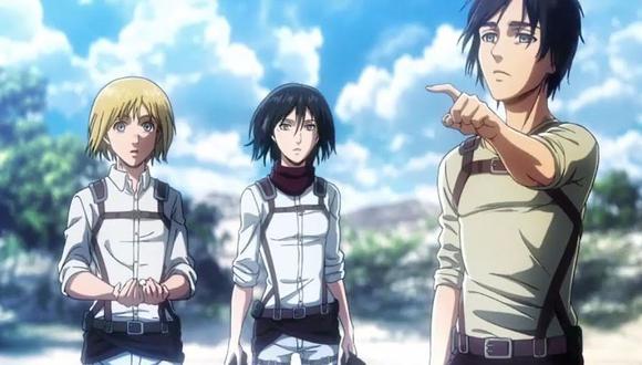 """Estos son los motivos por los cuales """"Shingeki no Kyojin"""" debería continuar con una secuela (Foto: Crunchyroll)"""