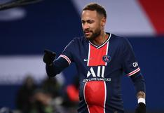 ¿Qué le dirán? Neymar nombró a su once histórico del PSG [VIDEO]