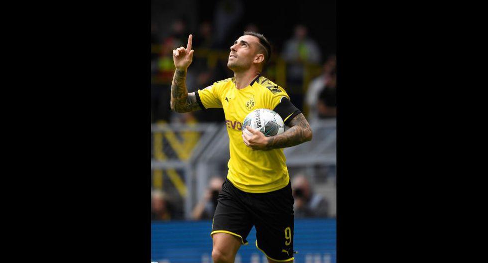 9.- Paco Alcácer, a Villarreal en la temporada 2019-20, por 24.8 millones de dólares. (Foto: AFP)