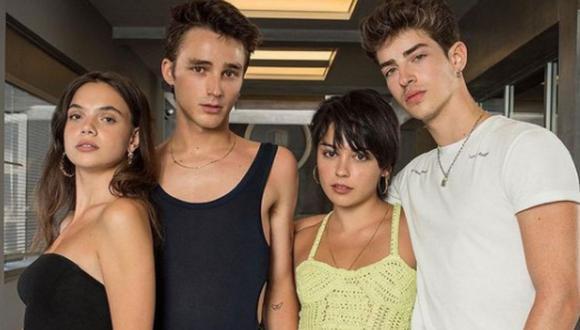 La cuarta temporada de la serie española ya se encuentra disponible en la plataforma de streaming (Foto: Netflix / Instagram)