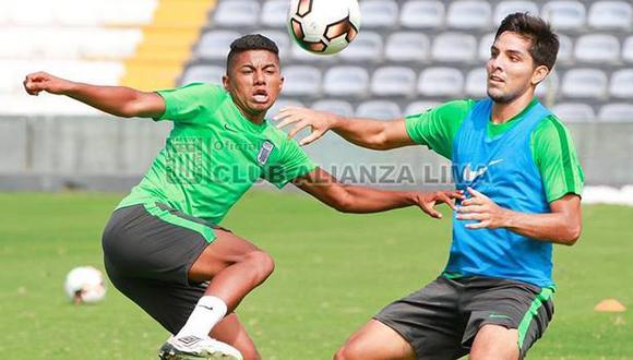 Alianza Lima se enfrenta este domingo a Sport Huancayo. (Alianza Lima)