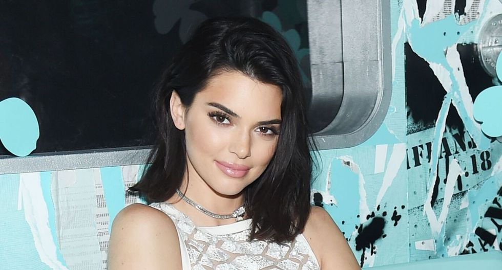 Kendall Jenner suele compartir provocativos videos en Instagram Stories.   (AFP)
