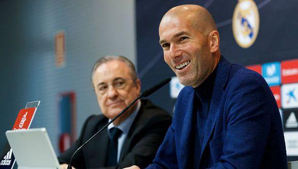 Real Madrid no gana la Liga Santander desde 2017. (Getty)