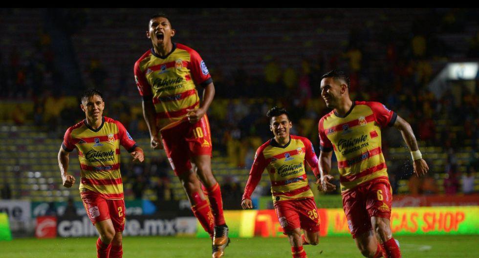 Flores rescató a Morelia ante León con dos golazos por la Liguilla MX Apertura 2019.