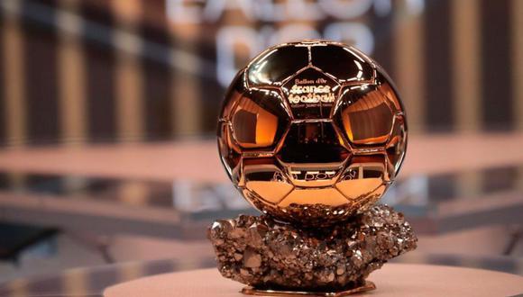 No habrá entrega de Balón de Oro esta temporada. (Foto: Agencias)