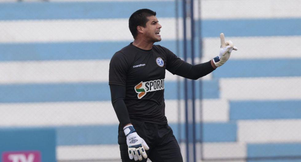 Erick Delgado tuvo como último club a Deportivo Municipal. (USI)