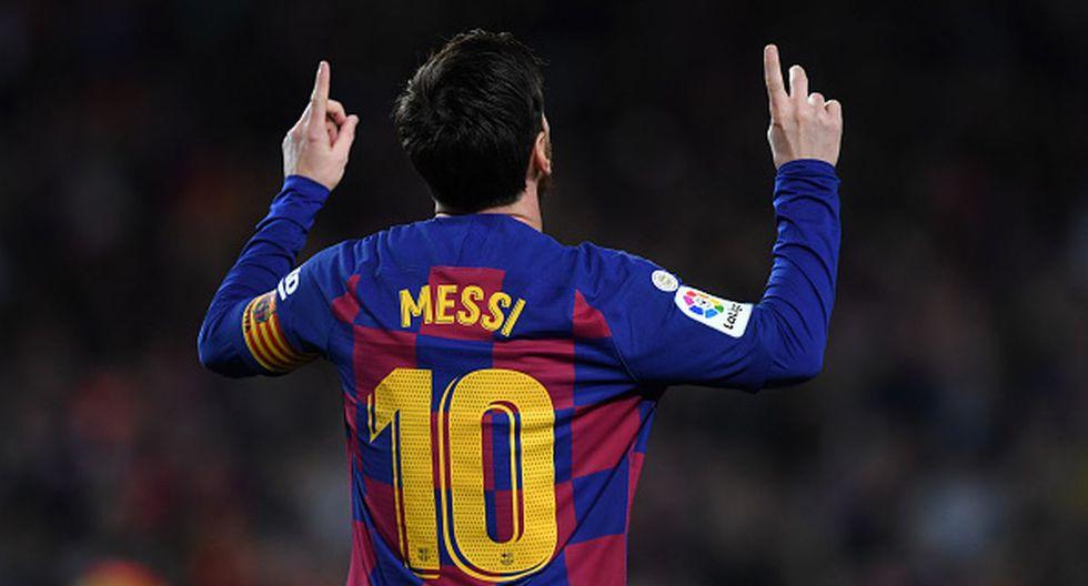 10. Lionel Messi (Foto: Getty)