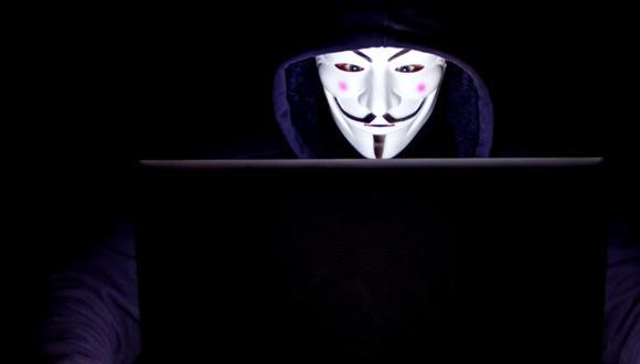 Anonymous y su mensaje al Gobierno de Estados Unidos tras la muerte de George Floyd. (FOTO: Captura)