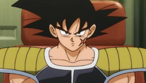 Dragon Ball Super: ¿cómo se vería Bardock con el Ultra Instinto? (Foto: Toei Animation)