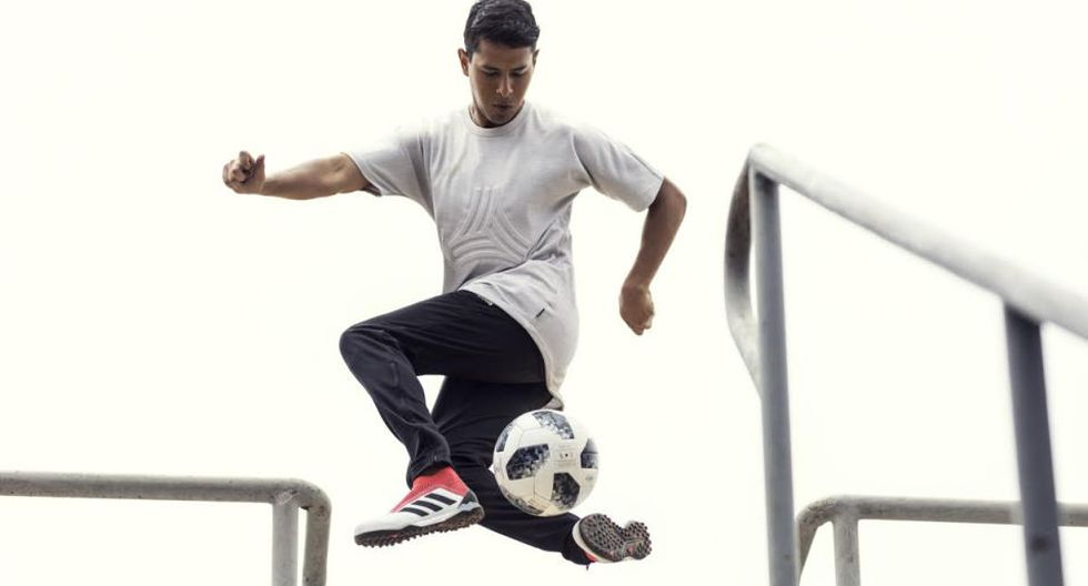 Renato Galarreta lleva más de 7 años realizando trucos nuevos y estilos que marquen la diferencia. (Foto: Archivo personal)