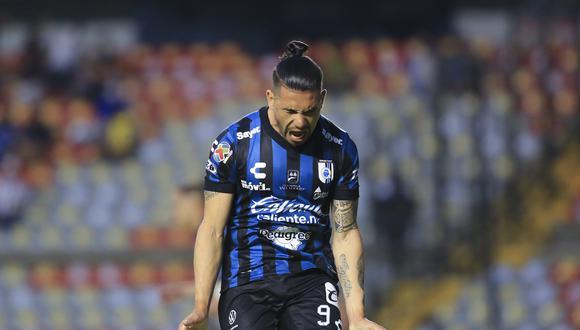 Dos Santos llegó a Querétaro, luego de su paso por Universitario de Deportes. (Foto: Agencias)