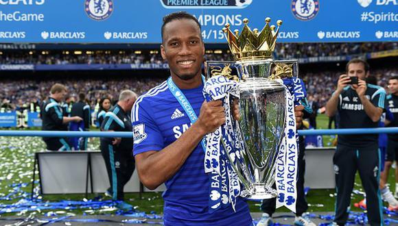 Didier Drogba ganó la Champions League con el Chelsea en el 2012. (Foto: AFP)