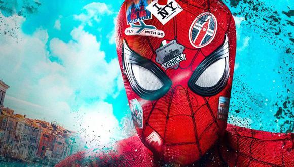 Spider-Man: Far From Home se estrena en junio