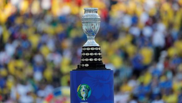 CONMEBOL planea realizar la Copa América en Brasil. (Foto: EFE)