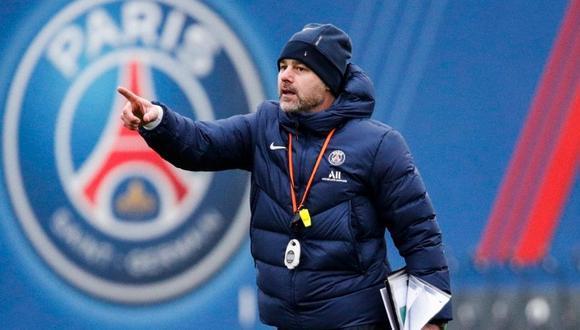 Pochettino también habló sobre la renovación de Mbappé. (Foto: @PSG_inside)