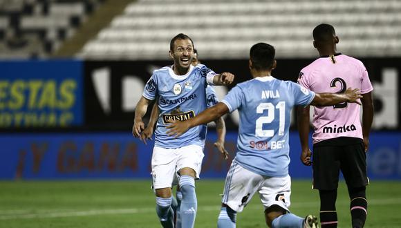 Horacio Calcaterra llegó en el 2013 a Sporting Cristal (Foto: Liga 1)