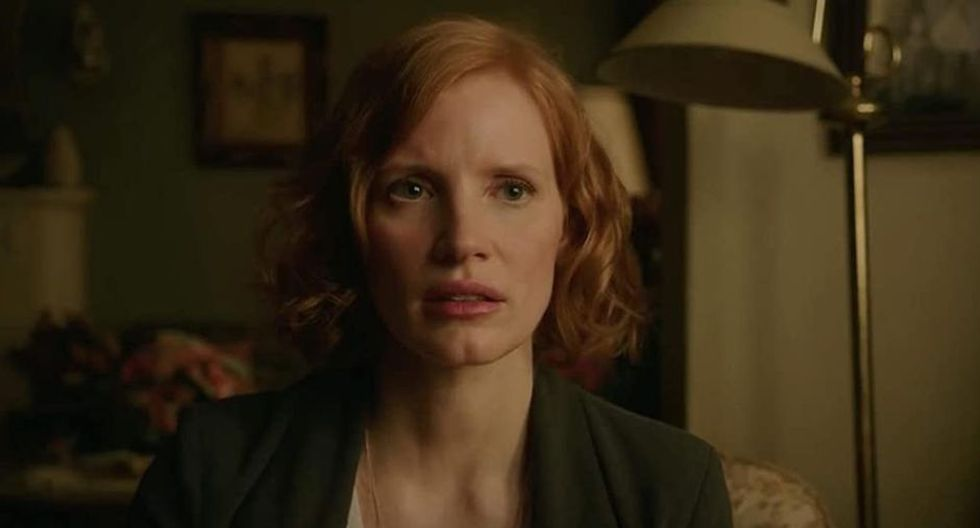 Marvel: Jessica Chastain no aceptó el papel de 'Christine Palmer' en Doctor Strange.
