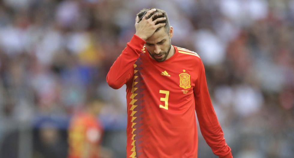 Gerard Piqué - España