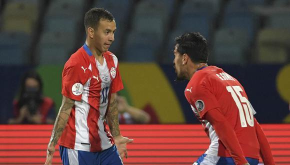 Paraguay logró remontar el marcador y llevarse el triunfo tras un claro 3-1 sobre Bolivia. | Foto: AFP
