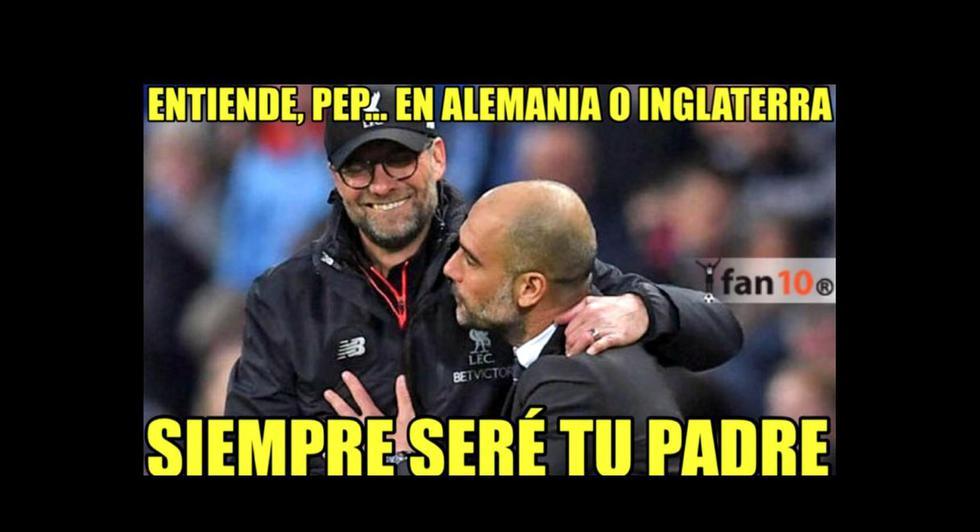 Manchester City vs. Liverpool y memes: mejores reacciones ...