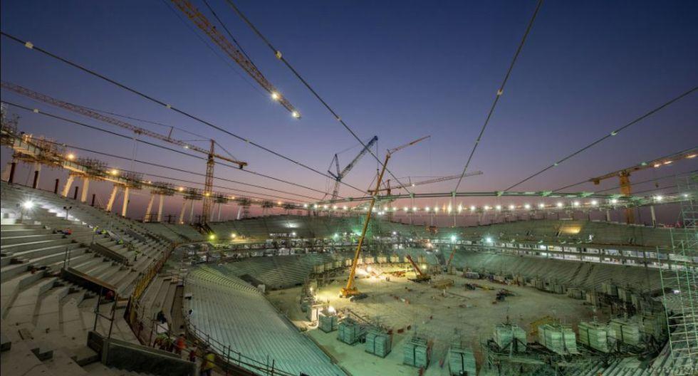 Estadio Al Thumama Ubicación: Doha, Catar | Capacidad: 40.000 espectadores.