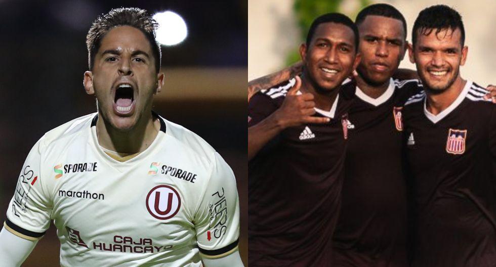 21 de enero | Carabobo vs. Universitario - Copa Libertadores (Foto: GEC / Twitter)
