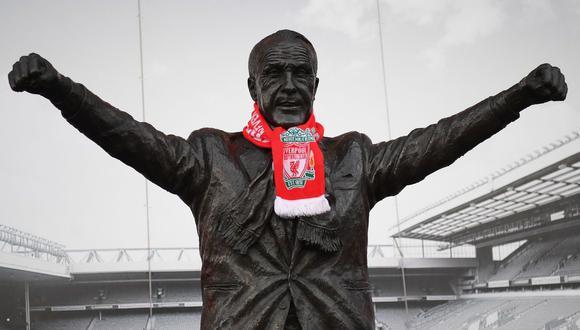 Bill Shankly dirigió en 783 ocasiones al Liverpool desde el banquillo. (Foto: Liverpool)