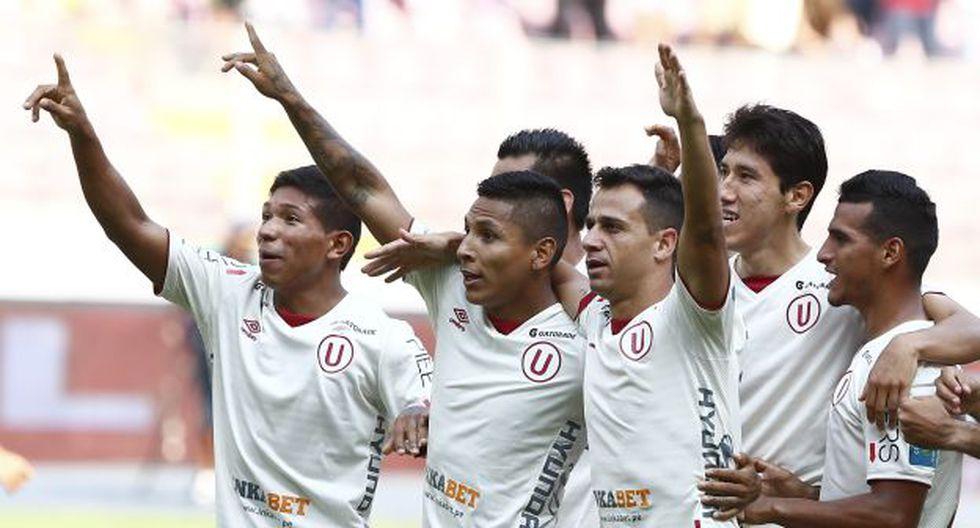 El equipo de Universitario que le gustaría repetir a Raúl Ruidíaz. (GEC)