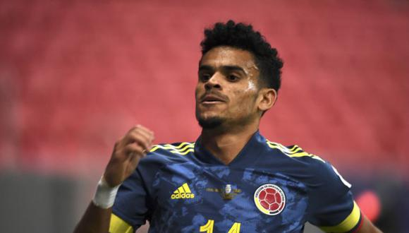 Luis Díaz llegó al Porto en 2019 por dos millones de euros. (AFP)