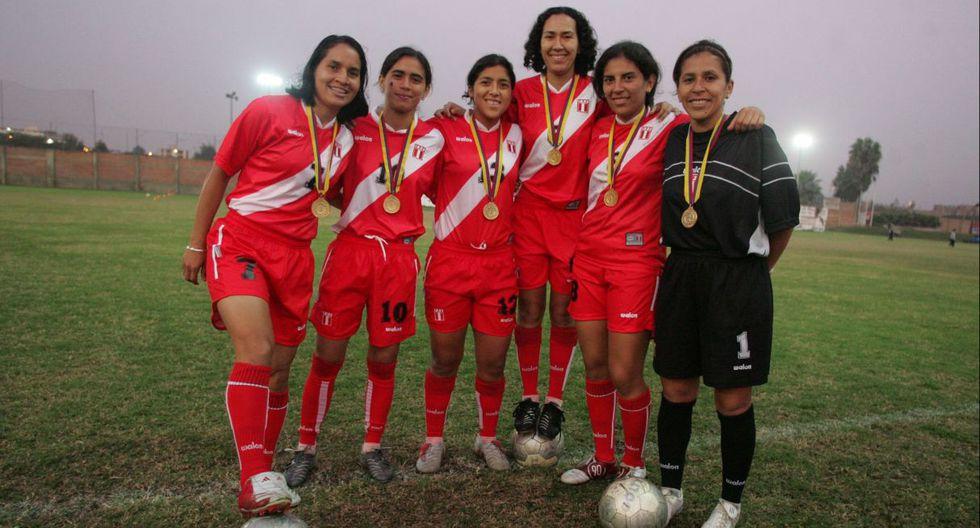 En 2005, la Selección Peruana Femenina logró su mejor participación internacional al ganar los Juegos Bolivarianos. (Foto: GEC)