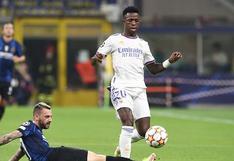 Celebra Ancelotti: Real Madrid venció 1-0 al Inter de Milán con gol de Rodrygo