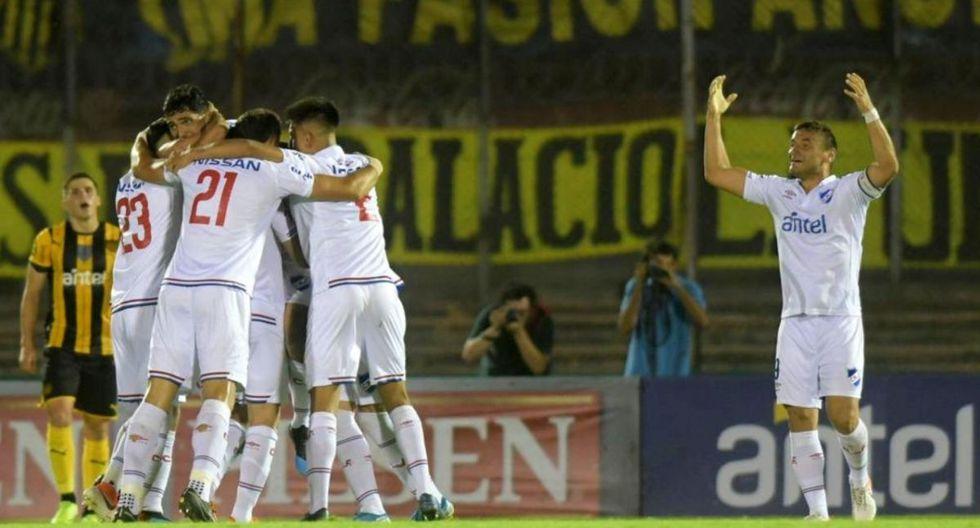 Nacional venció a Peñarol y es campeón del Torneo Clausura