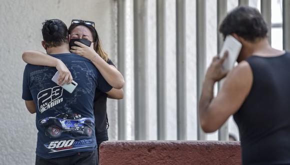 El coronavirus en México continúa cobrando víctimas mortales. (Foto: AFP)