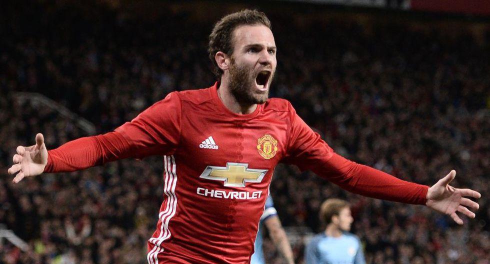 Juan Mata tiene un excelente puntaje para FUT.