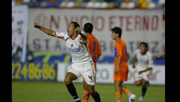 Carlos Galvan jugó en Universitario entre 2007 y 2011. (Foto: El Comercio)