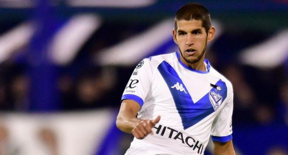 Luis Abram (Defensa) - Vélez Sarsfield. (Foto: Agencias)