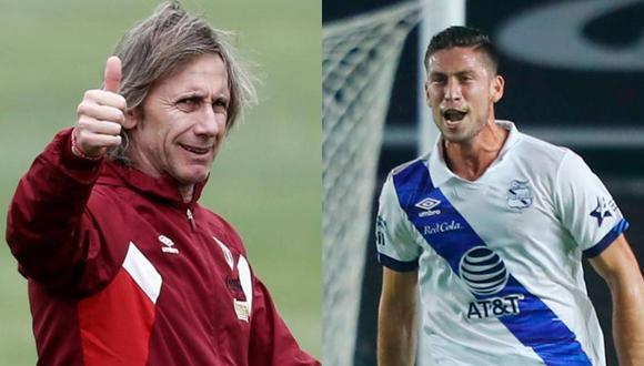 Ricardo Gareca incluirá por primera vez a Santiago Ormeño en una lista preliminar de la Selección Peruana. (Foto: Agencias)