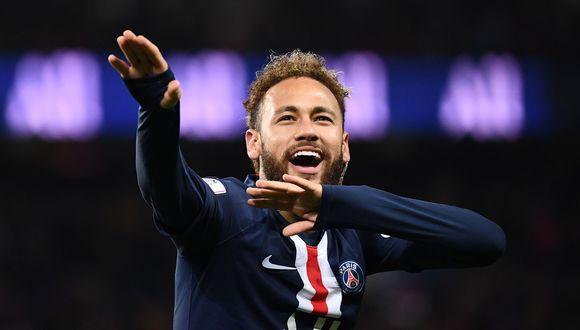 Neymar se fue del Barcelona en 2017. (Foto: AFP)