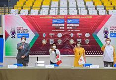 El polideportivo de Villa El Salvador será sede de la Copa Nacional de Vóley