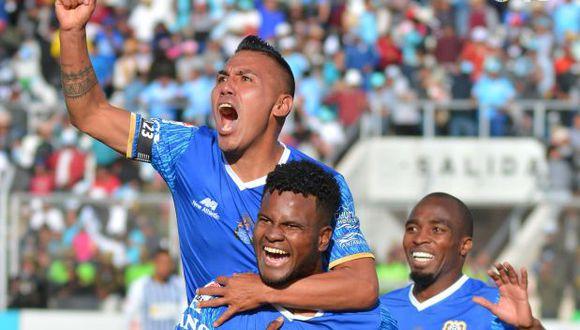 Binacional debutará en la Copa Libertadores frente a Sao Paulo. (Foto: Binacional)