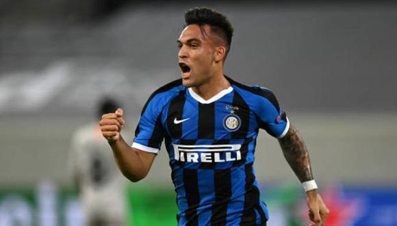 Un ex Inter colocó a Lautaro Martínez en Atlético de Madrid. (Foto: Getty Images)