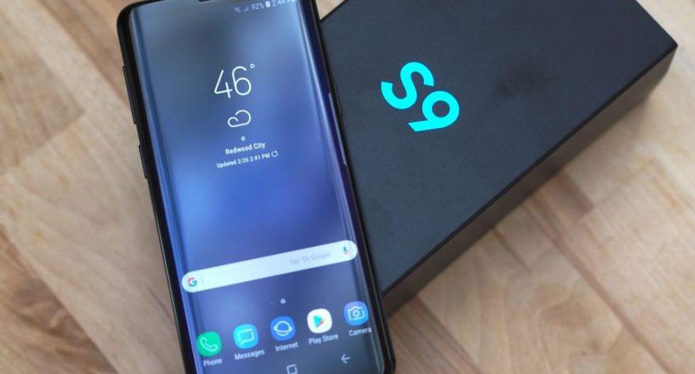 Samsung Galaxy S9 | 263.041