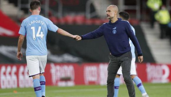 Aymeric Laporte está dispuesto a cambiar de aires y comandar la defensa del FC Barcelona en la próxima temporada. (Foto: Reuters)