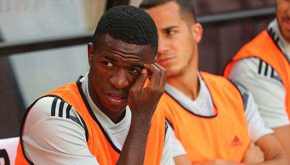 Vinicius Junior fue parte de la International Champions Cup 2018. (Foto: Getty Images)